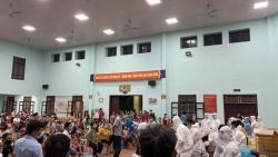 Covid-19 ở Bắc Ninh: Ổ dịch huyện Thuận Thành lớn nhất nước, 90 ca dương tính SARS-CoV-2; Sở Y tế kêu gọi người dân tình nguyện tham gia chống dịch