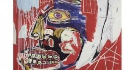 Tác phẩm của cố họa sỹ gốc Phi Jean-Michel Basquiat được bán 93,1 triệu USD