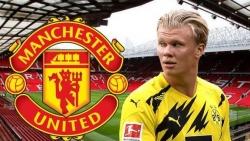 Chuyển nhượng cầu thủ Man Utd: Dẫn đầu ký Haaland; không có chuyện De Gea rời đội theo Mourinho sang AS Roma