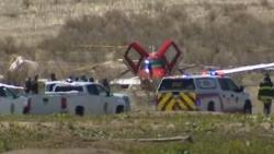 Máy bay gần như đứt đôi giữa không trung, hành khách và phi công vẫn bảo toàn tính mạng