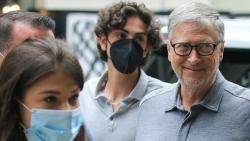 Tỷ phú Bill Gates lần đầu xuất hiện công khai sau tuyên bố ly hôn