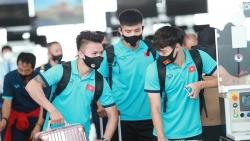 Vòng loại World Cup 2022: Đội tuyển Việt Nam lên đường sang UAE