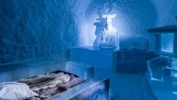 Thụy Điển: Kinh ngạc với khách sạn băng tuyết, lạnh giá 4 mùa