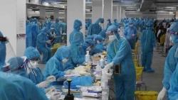 Covid-19 ở Việt Nam sáng 5/6: 75 ca mắc mới trong nước, Bắc Giang 45 ca; Doanh nghiệp được hướng dẫn, tạo điều kiện để có vaccine sớm nhất