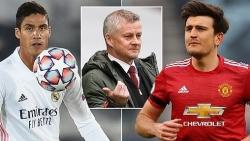 Chuyển nhượng cầu thủ Man Utd: Đẩy mạnh tìm kiếm nhân sự đẳng cấp; thu hút Raphael Varane bằng lương khủng