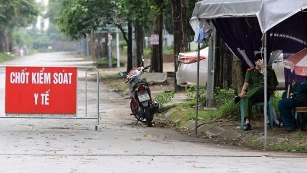 Hà Nội có thêm 3 ca Covid-19 liên quan đến ổ dịch chợ Cửa hàng mới, Đông Anh