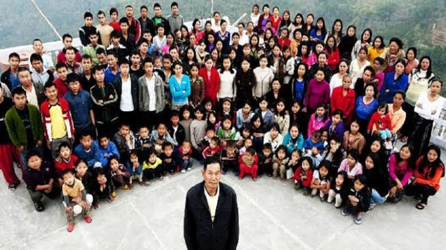 Người nổi tiếng nhất thế giới có 38 vợ với 89 đứa con qua đời