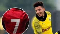 Chuyển nhượng cầu thủ Man Utd: Khát khao đưa Sancho về Hè này; Van de Beek tự nộp hồ sơ xin gia nhập Barca