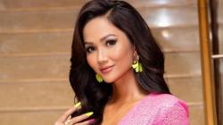 Hoa hậu H'Hen Niê chia sẻ bí quyết giữ dáng khi ở nhà
