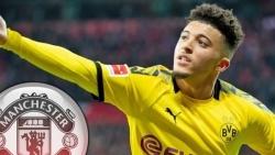 Chuyển nhượng cầu thủ Man Utd: Đua ký hậu vệ Atletico Madrid; sắp hoàn tất mua Jadon Sancho, đạt thỏa thuận với Dortmund