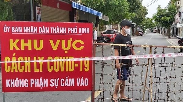 Covid-19 tại Việt Nam: Nghệ An, Hưng Yên phát hiện thêm các ca dương tính với SARS-CoV-2