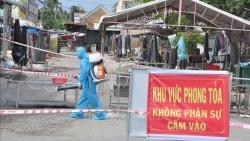 Covid-19: Tiền Giang ghi nhận 23 ổ dịch, một bệnh nhân nữ ở Đồng Tháp tử vong