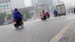 Dự báo thời tiết đêm nay và ngày mai: Nhiều khu vực mưa to đến rất to; Nam Trung Bộ ngày nắng