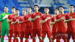 Vòng loại World Cup 2022: HLV Park đề xuất danh sách 31 cầu thủ đội tuyển Việt Nam