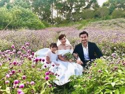 Mùa hoa tìm lại kết thúc bằng đám cưới đẹp như mơ khiến khán giả ngất ngây