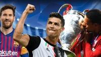 Liên đoàn bóng đá châu Âu công bố 3 cầu thủ tranh danh hiệu Cầu thủ xuất sắc nhất mùa giải