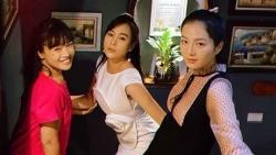 Ảnh hậu trường thân thiết, trang phục xinh đẹp, chưa lên sóng của dàn diễn viên 'Hương vị tình thân' phần 2