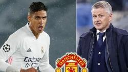 Man Utd hưởng lợi khi Jack Grealish gia nhập Man City; Raphael Varane hoàn tất thị thực