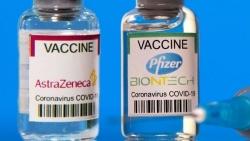 Tiêm trộn 2 loại vaccine Covid-19 mang lại hiệu quả như thế nào?