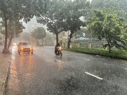 Dự báo thời tiết 10 ngày tới (18-27/9): Cảnh báo mưa lớn từ Đà Nẵng đến Bình Thuận, Tây Nguyên, Nam Bộ; Bắc Bộ mưa rào và rải rác có dông
