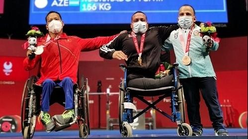 Paralympic Tokyo 2020: Đô cử Lê Văn Công xuất sắc giành Huy chương Bạc