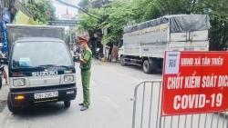 Covid-19 ở Việt Nam sáng 4/9: 1 triệu người có 5.103 ca mắc; danh sách 39 chốt kiểm soát mới nhất ở 'vùng đỏ' Hà Nội; Đà Nẵng nới lỏng cách ly
