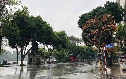 Dự báo thời tiết đêm nay và ngày mai (17-18/10): Không khí lạnh tăng cường, Hà Nội có lúc có mưa
