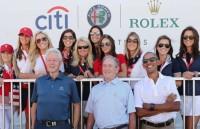 """Các cựu Tổng thống Mỹ """"tưng bừng"""" trong giải golf ở New Jersey"""