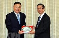 Tăng cường hợp tác giữa TP. Hồ Chí Minh và tỉnh Giang Tô của Trung Quốc