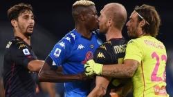 14 nhân sự của Genoa nhiễm Covid-19, Serie A có nguy cơ tạm dừng 2 tuần