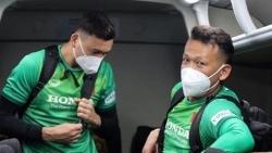 Việt Nam vs Australia: Các cầu thủ đội tuyển Việt Nam thể hiện quyết tâm