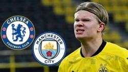 Chuyển nhượng cầu thủ: Liverpool và Man City cạnh tranh mua Haaland; MU để lỡ Declan Rice; Dembele ở lại Barca