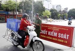 Covid-19 ở Hà Nội: Các ca mắc mới ở phường Việt Hưng có lịch trình phức tạp, chưa rõ nguồn lây
