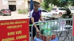 Covid-19 ở Hà Nội trưa 16/9: 12 ca mắc mới, trong đó 7 ca tại quận Thanh Xuân