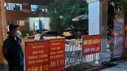 Covid-19 ở Hà Nội trưa 17/9: Phát hiện thêm 7 ca mới tại chung cư Đền Lừ và quận Thanh Xuân