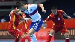 Báo Trung Quốc: Đội tuyển Futsal Việt Nam trải qua World Cup futsal thành công nhất trong lịch sử