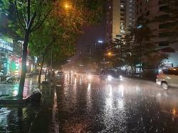Dự báo thời tiết 10 ngày tới (2-11/10): Cảnh báo mưa lớn, mưa đá ở vùng núi Bắc Bộ, Thanh Hóa, Nghệ An, Nam Bộ; Mưa rào và dông trên toàn quốc