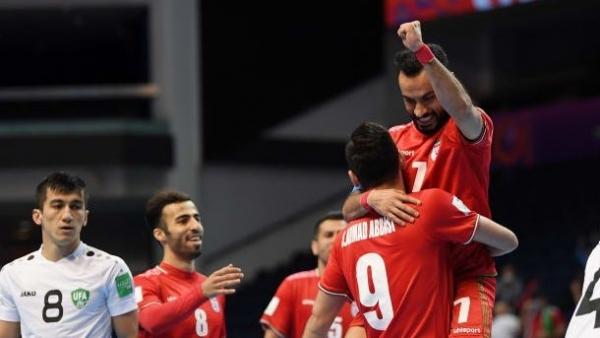 Futsal World Cup 2021: Iran đi tiếp, xác định xong các trận đấu tứ kết