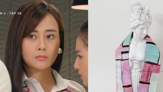 Hương vị tình thân: 'Bóc giá' trang sức, phụ kiện hàng hiệu của Phương Nam - con dâu nhà giàu