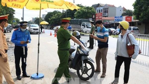 48 giờ qua Hà Nội không có ca mắc Covid-19 mới; 96,15% dân số trên 18 tuổi được tiêm vaccine