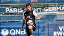 Champions League: PSG nhận tin vui Lionel Messi trước đại chiến Man City