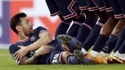 Champions League: Messi có hành động chưa từng có khi bảo vệ chiến thắng của PSG với Man City