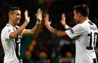 Những thống kê ấn tượng của Ronaldo ở trận MU 0-1 Juventus