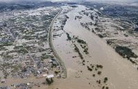 Chính phủ Nhật Bản đưa siêu bão Hagibis vào danh mục 'thảm họa bất thường'