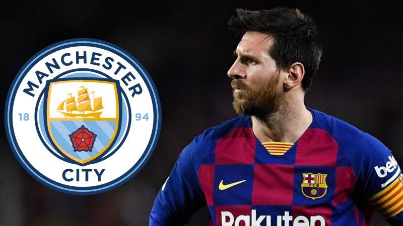 Man Utd cân nhắc Eriksen, Man City mua Messi