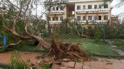 1,7 triệu hộ dân đã bị mất điện do bão số 9