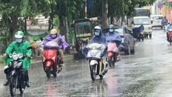 Dự báo thời tiết đêm nay và ngày mai (5-6/10): Cả nước mưa dông rải rác; Trung Bộ, Tây Nguyên, Nam Bộ cục bộ mưa vừa mưa to, có nơi mưa rất to