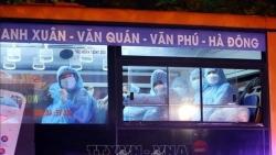 Trưa 6/10, Hà Nội thêm 6 ca mắc Covid-19 mới liên quan đến Bệnh viện Việt Đức