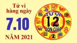 Tử vi hôm nay, xem tử vi 12 con giáp 7/10/2021: Tuổi Thìn cảnh giác với người mới quen