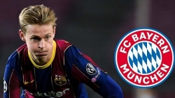 Chuyển nhượng cầu thủ: Liverpool liên hệ Vlahovic; Man Utd không dễ giữ Pogba; Bayern Munich chiêu mộ Frenkie de Jong
